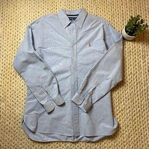 Ralph Lauren Shirts - EUC Ralph Lauren classic fit button-down